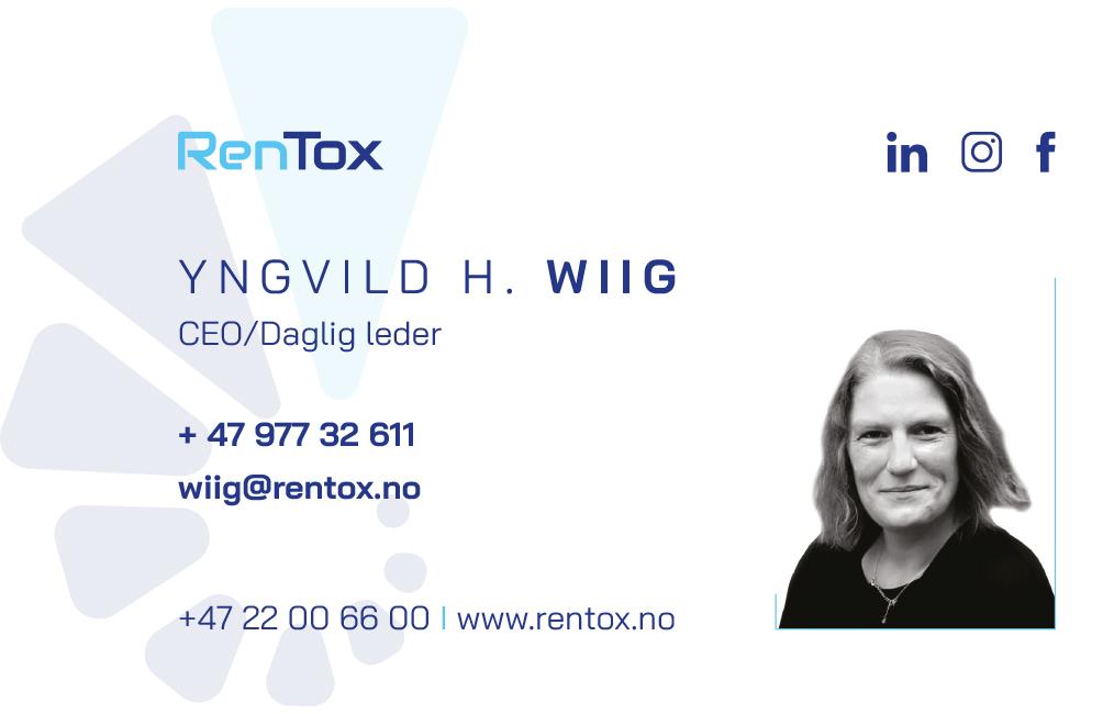 Yngvild H. WIIG. CEO / Daglig leder