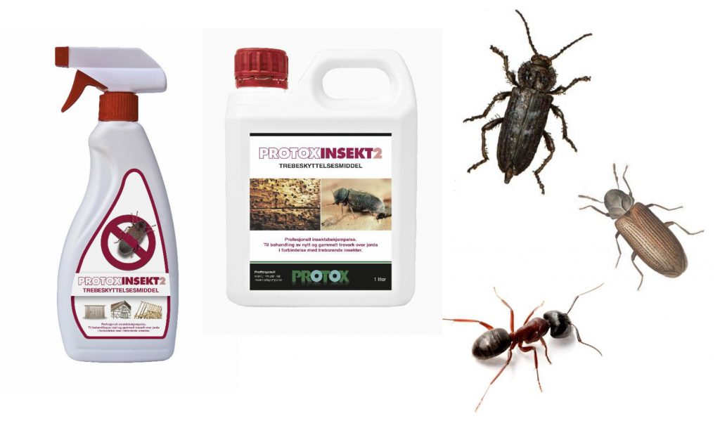 Protox Insekt. Rentox forhandler Protoxinsekt i hele Norge.